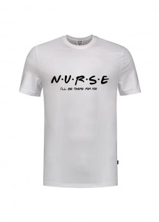 T-Shirt Nurse For You Weiß