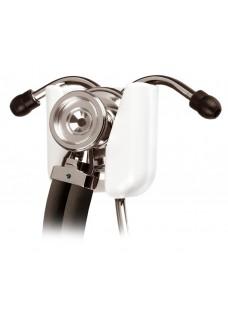 Hip Clip Stethoskop Halter Weiß