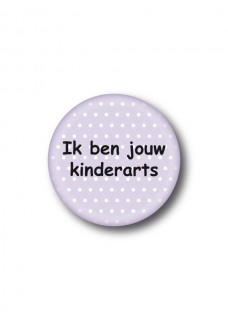Button Kinderärztin