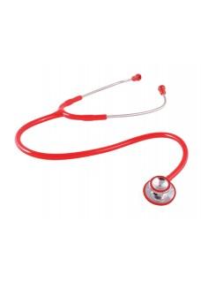Doppelkopf Stethoskop Rot