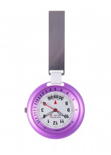 Swiss Medical Uhr Professional Line Lila