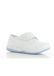 AUSLAUFMODELL: Schuhgröße 38 Oxypas Emily WHT/LBL