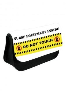 Instrumententasche Do Not Touch