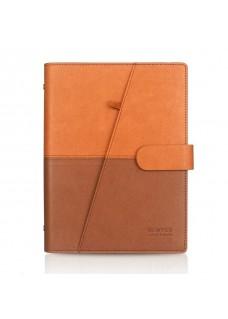 Wiederverwendbares Smart Notebook A5 Braun
