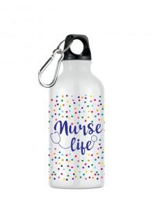 Trinkflasche Nurse Life