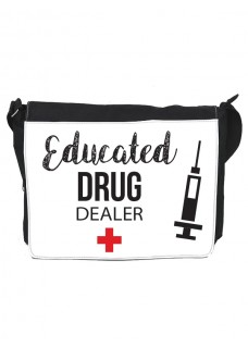 Schultertasche Gross Educated