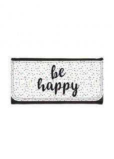 Brieftasche Be Happy