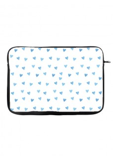 Stethoskop Tasche Blaue Herzen