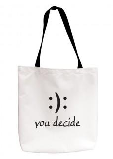 Einkaufstasche You Decide