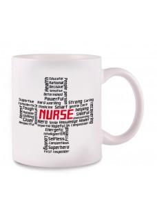Tasse Cross Nurse