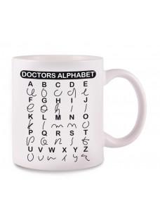 Tasse Doctors Alphabet