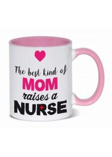 Tasse Best Mom Rosa