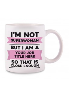 Tasse Superwoman