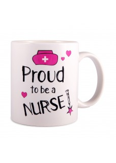 Tasse Proud to be a Nurse 2