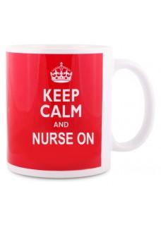 Tasse Nurse On