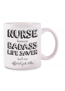 Tasse Nurse Badass