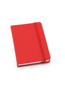Notizbuch A6 Rot
