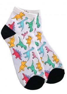 Knöchelsocken Damen Little Dino's
