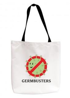Einkaufstasche Germbusters
