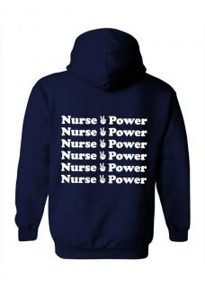 Hoodie Nurse is Power