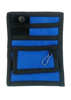 Schwesternorganizer Schwarz/Blau mit GRATIS Zubehör