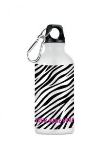 Sport-Trinkflasche Zebra