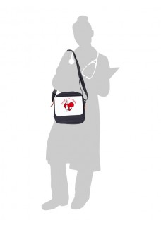 Schultertasche Proud to be a Nurse