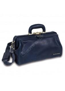 Elite Bags CLASSY'S Blaues Leder