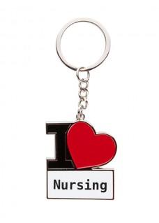 Schlüsselanhänger I Love Nursing