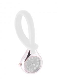 Silikon Hosenbund Uhr Weiss