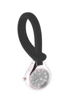 Silikon Hosenbund Uhr Schwarz
