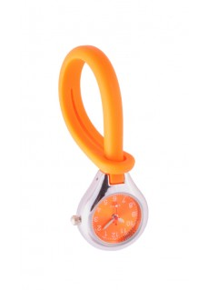 Silikon Hosenbund Uhr Orange