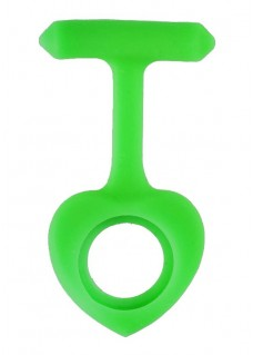 Silikongehäuse Herz Lime Grün