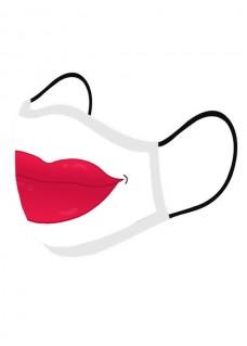 Alltagmaske Lips