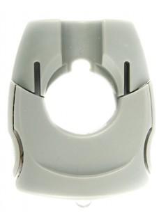 Stethoskop Lampe grau