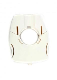 Stethoskop Lampe weiß