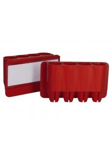 Stifthalter Penfix Rot