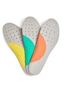 Toffeln SmartSole Shoe Marineblau