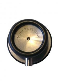 Hospitrix Lehrstethoskop Teaching Line II Schwarz