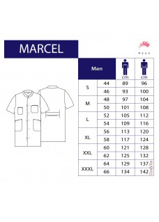 Haen Arztkittel Marcel
