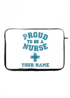 "Tablet-Tasche 10"" Proud Nurse"