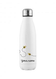 Trinkflasche Bienen