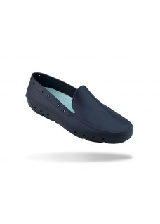AUSLAUFMODELL: Schuhgröße 41 Wock Marinenblau