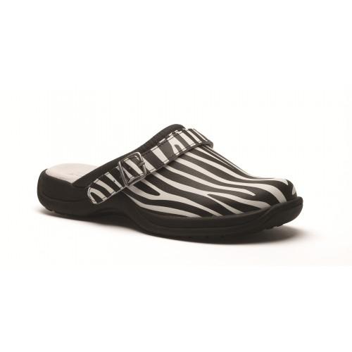 OUTLET: size 36 Toffeln UltraLite Zebra