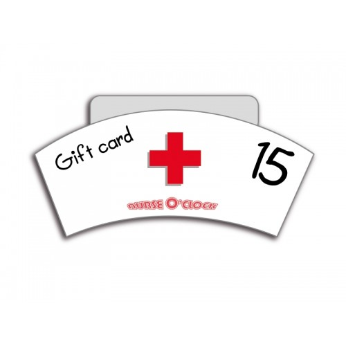 Geschenkgutschein CHF 15 Nurse O'Clock