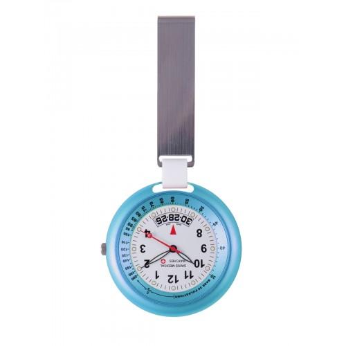 Swiss Medical Uhr Professional Line Hellblau