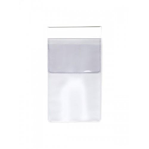 Taschenschutz A6 Weiß