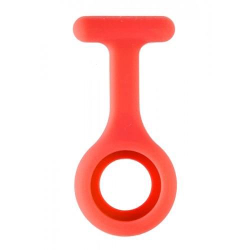 Silikongehäuse Rot