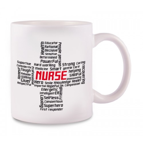 Tasse Cross Nurse
