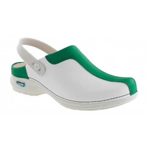OUTLET Schuhgröße 35 NursingCare Grün